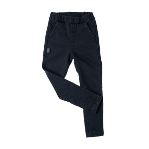 Spodnie TROUSERS slim fit / BLACK JEANS