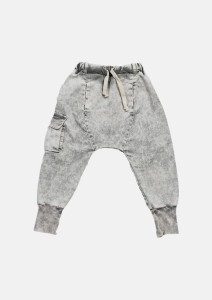 Spodnie 074 FRINGLE ACID PANTS gray