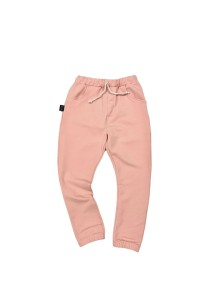 Spodnie 02-21 TROUSERS jogger / PEACH COLOR