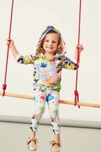 BABY HOODIE - CRAZY CIRCUS -50%