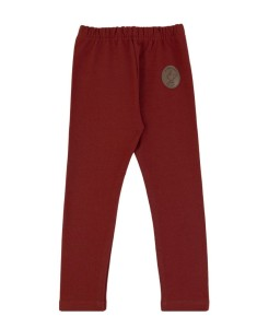 Legginsy basic BORDO
