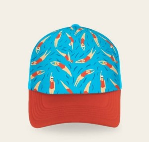 SWIMMERS KIDS CAP