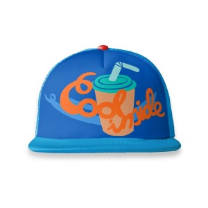 COOL INSIDE KIDS CAP